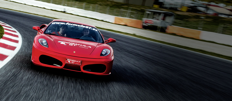 Conducir un Ferrari en el Circuit de Barcelona-Catalunya de Montmeló