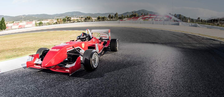 Conducir un Fórmula en el Circuit de Barcelona-Catalunya