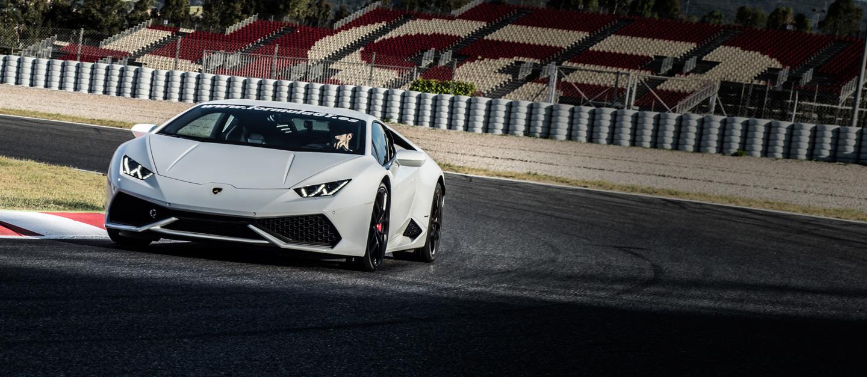 Conducir un Lamborghini Huracan en Circuit Barcelona-Catalunya