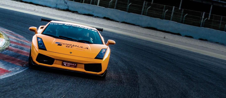Conducir un Lamborghini Gallardo en el Circuit de Barcelona-Catalunya de Montmeló