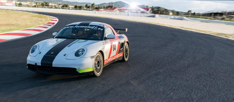 Conducir un Porsche Boxster Cup en el Circuit de Barcelona-Catalunya